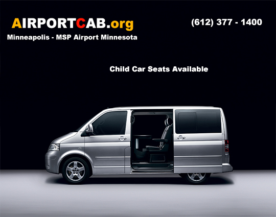 minneapolis airport taxi